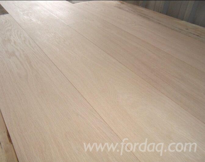 Ab Grade Russian Siberian Oak Flooring
