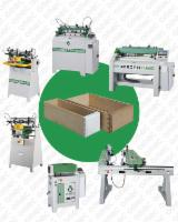 OMEC Woodworking Machinery - Machines for the production of drawers for the furniture industry