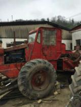 Forest & Harvesting Equipment - Used -- Forest Tractor Romania