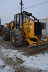 null - Used John Deere Grapple Skidder Romania