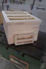 Doors, Windows, Stairs - Softwoods, stupi / beehives, Fir (Abies alba, pectinata)