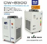 Woodworking Machinery China - S&A laser chiller CW-6300 for 250W rofin metal tubes co2
