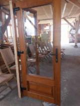 Oak  Finished Products - Oak (European) Doors in Romania