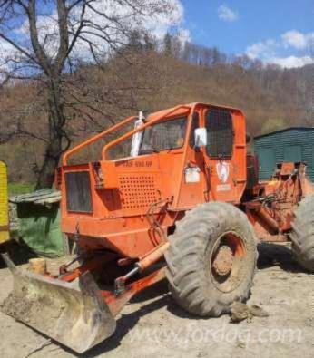 tracteur forestier occasion