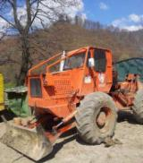 null - Used 2010 Forest Tractor Romania