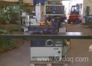 Used--SCM----Dovetailing-Machine-For-Sale-in