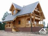 Wood Houses - Precut Timber Framing - Wooden houses turnkey