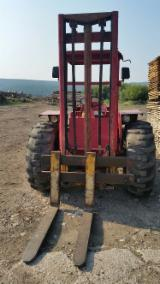Forklift - New Manitou Forklift For Sale Romania