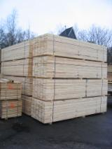 Spruce/Pine Sawn Timber from Poland