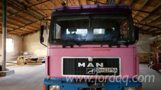 used man 1996 longlog truck for sale romania