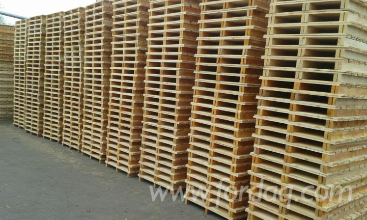 Pine-pallets-offer-from