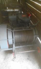 Forest & Harvesting Equipment - Used Nessler + Koller 2,5 SKA 1990 Cableway Italy