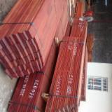 Tropical Wood  Sawn Timber - Lumber - Planed Timber - FAS, Padouk (Camwood, Barwood, Mbel, Corail), Dem. Rep. Congo (Zaire)