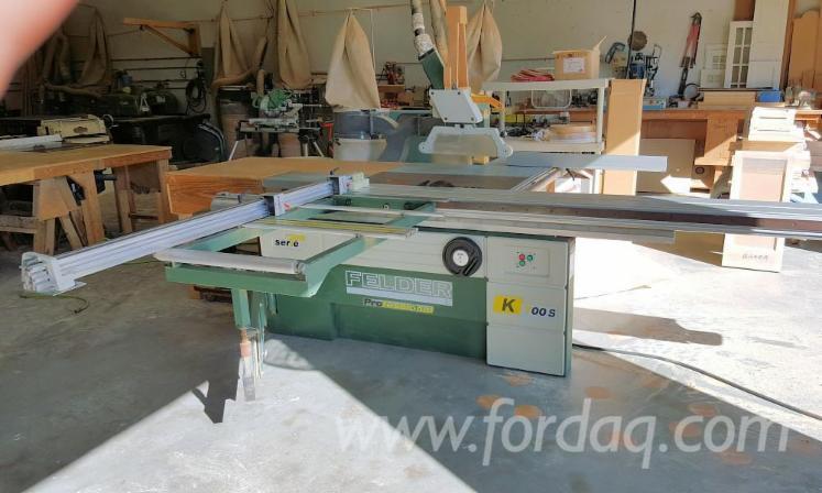 FELDER-K-700-S-PRO-Sliding-Table