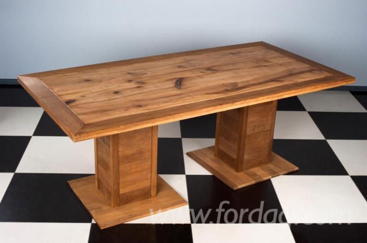Vend table de salle manger traditionnel feuillus for 3 suisses table de salle a manger