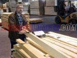 Softwood  Sawn Timber - Lumber - Russian Spruce lumber from small logs, small live knots, KD 20%, 22/44x100x3000-4000, Specialty Sale