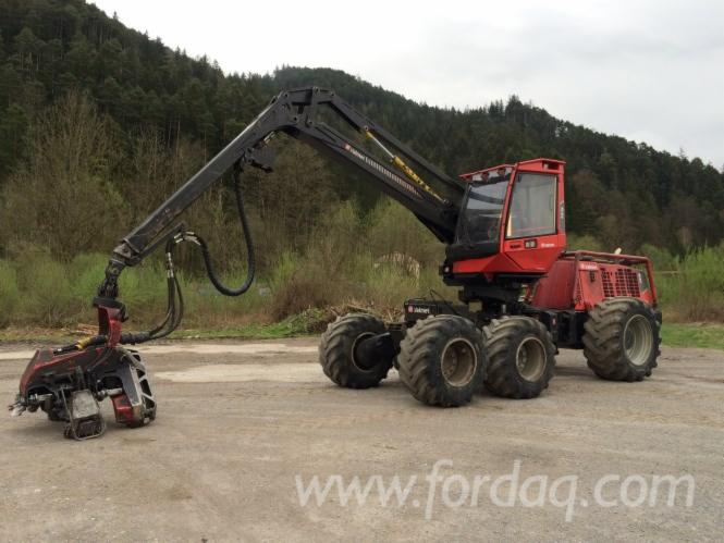 Used-2010-Valmet---12200-h-931-Harvester-in