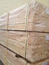Softwood  Glulam - Finger Jointed Studs - Glue laminated beams