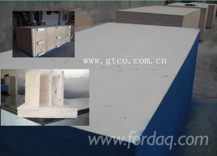 Poplar-veneer-laminated-OSB-board-for