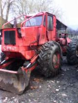 Forest & Harvesting Equipment Forest Tractor - Used 2008 -- Forest Tractor in Romania