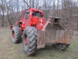 null - Šumarski Traktor U-657 Polovna 2008 sa Rumunija