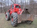 Forest & Harvesting Equipment Forest Tractor - Used 2008 U-657 Forest Tractor in Romania