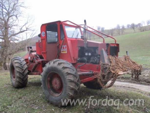 Trattore Forestale U-657 Usato 2008 Romania In Vendita
