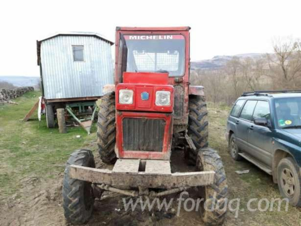 Used-U-651-Forest-Tractor
