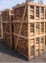 Firelogs - Pellets - Chips - Dust – Edgings Oak European For Sale - Cleaved firewood (ash, oak, hornbeam) in 2 RM boxes
