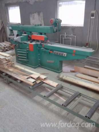 Used-WINTER-2005-Universal-Planer-For-Sale