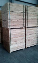 Softwood  Sawn Timber - Lumber - Planks (boards) , Spruce/Pine, Thermo Treated