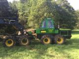Forest & Harvesting Equipment - Used 2000 Meindl 180L 8WD Harvester in Germany