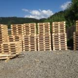 Find best timber supplies on Fordaq - New Pallet from Romania, Mures