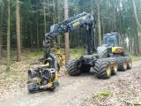Forest & Harvesting Equipment - Used 2010 Ponsse Ergo 8WD Harvester in Germany