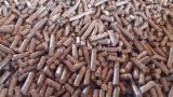 Wood Pellets - CE Beech (Europe) Wood Pellets 6 mm