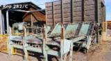 France Supplies - Used WEMA PROBST RHM 200 I/VA 1988 Debarker For Sale in France