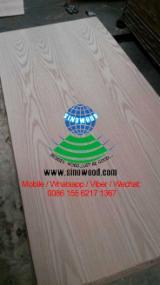 Contreplaqué à vendre - Vend Contreplaqué Décoratif (replaqué) Chêne Rouge 2.5-18 mm Chine