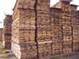 Laubholz  Blockware, Unbesäumtes Holz - 27;32 mm Esche BC