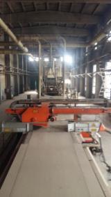 Fordaq wood market Used Germany MDF production line
