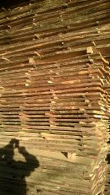 Hardwood  Unedged Timber - Flitches - Boules For Sale - Oak Loose Timber 26; 32; 40; 50 mm