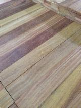 Solid Wood Flooring - CUMARU WOOD FLOORING (19x130mm) - S4S KD 10%-12%