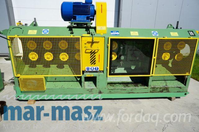 Used SAFO DNFA-240 Milling Machine, Woodworking Shredder