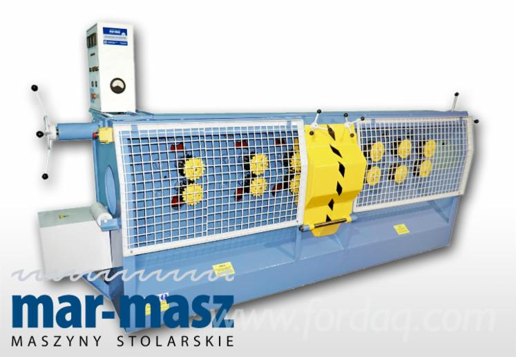 WEMA-PROBST-Rolling-Machine-For