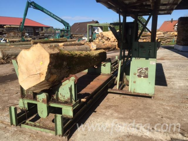 Used Baljer U. Zembrod 1982 Chain Saw (Non Transportable ...