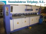 Woodworking Machinery Veneer Splicers - CROSSFEED SPLICING MACHINE RUCKLE