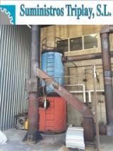 Holzbearbeitungsmaschinen Spanien - Gebraucht 1990 SUGIMAT Kesselanlagen mit Feuerungen für Holzbrennstoffe in Spanien