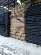 Sawn And Structural Timber Oak - Oak Railway Sleepers F 1 from Spain