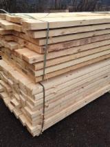 Softwood  Sawn Timber - Lumber Pine Pinus Sylvestris - Redwood - Sawn Pine KD 16%
