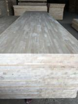 Edge Glued Panels For Sale - Rubber wood finger jointed board