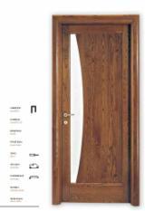 Europejskie Drewno Liściaste, Drzwi, Dąb